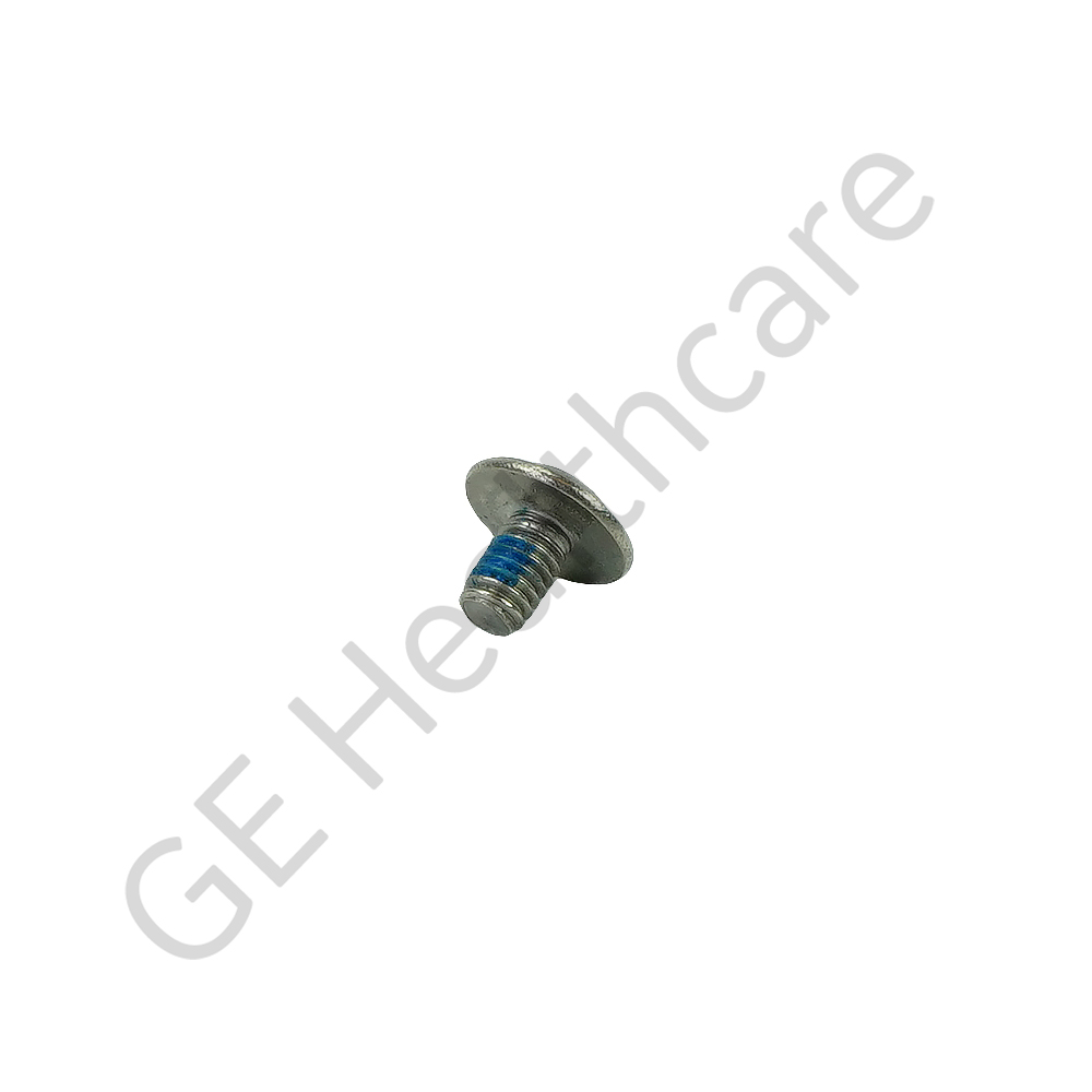 Screw M4 X 6 Pozidrive Pan Washer Head A2 SST with Nylon