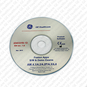 Fusion Application Software CD