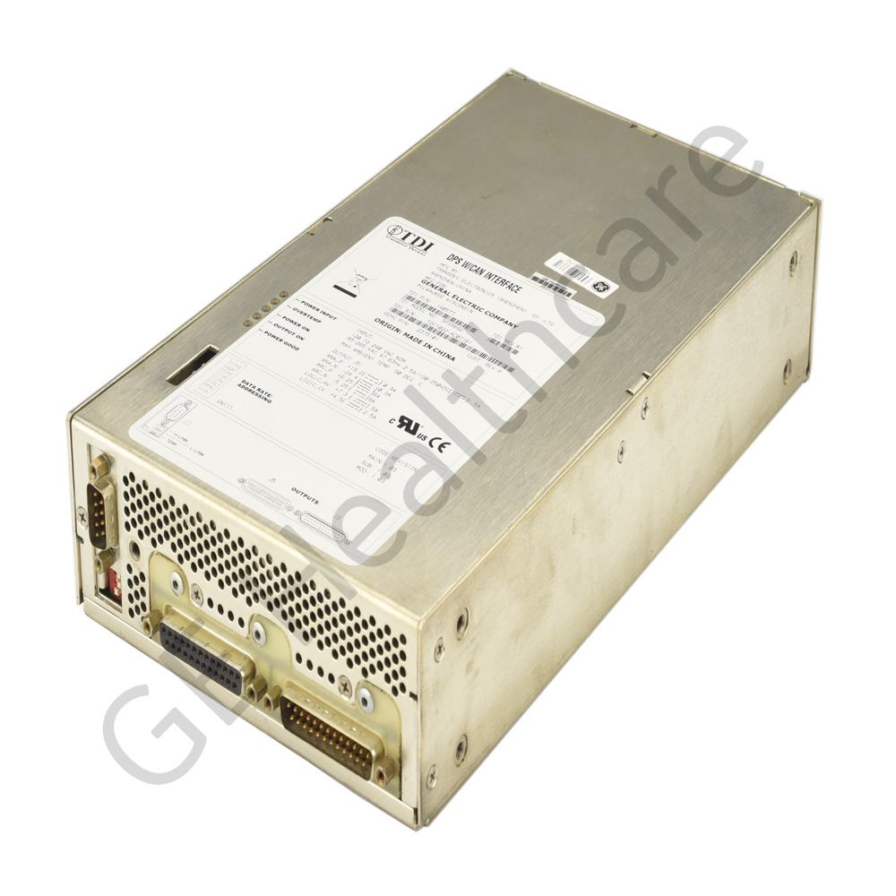 Next Generation Digital Detector Power Supply 2375101