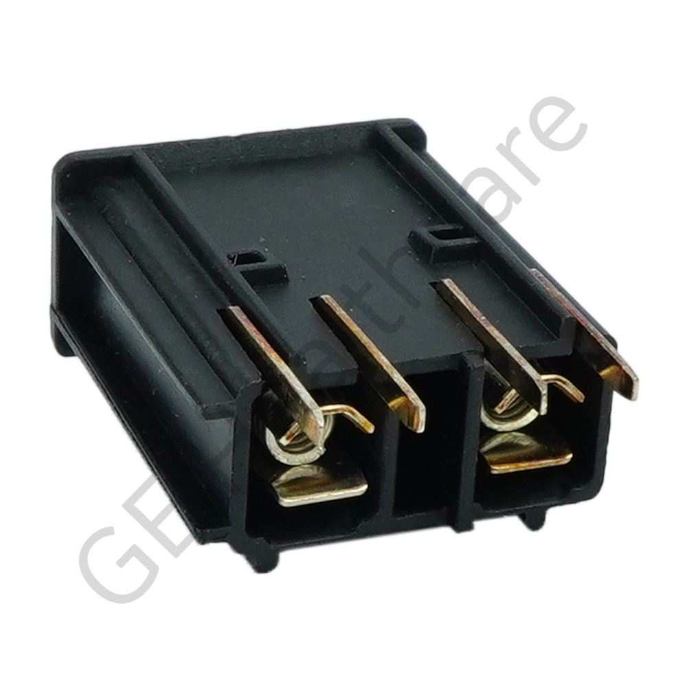 Fuse Drawer 2-Pole Black