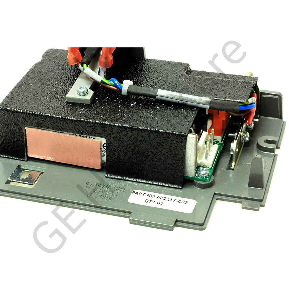 Power Supply Assembly MAC 5000 - RoHS