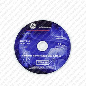 Volume Viewer Applications Software and Documents CD