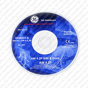 Advantage Workstation (AW) 4.2P Software and Documents CD