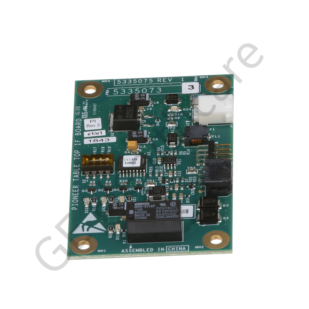 PIONEER Table Top Interface Board