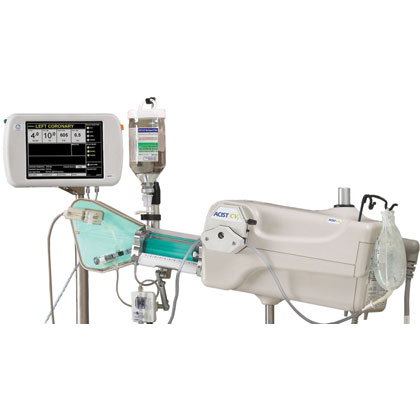 ACIST CVI Pedestal, Injector Interface Included