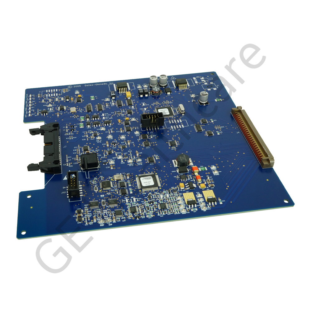 Printed Wire Assembly (PWA) Ventilator Monitor Board